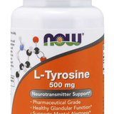 now foods- L- Tyrosine, 500 mg