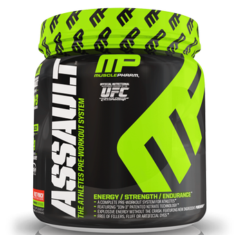 Musclepharm-Assault 435g, 30. porcijas_main_image