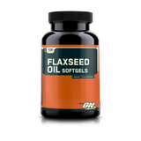Optimum Nutrition- Flaxseed oil, 100caps.