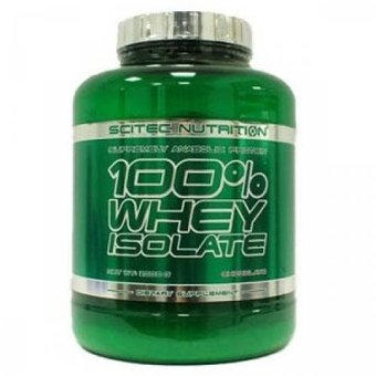 Scitec Nutrition-Whey isolate, 2kg_main_image