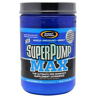 Gaspari Nutrition-SuperPump max, 640g_main_image