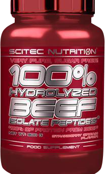 Scitec Nutrition-100% Hydrolized Beef, 1800g_main_image