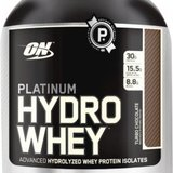 Optimum Nutrition- Platinum Hydro Whey 1590g.