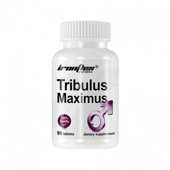 Ironflex nutrition-Tribulus Maximus, 90tab., 1500 mg_main_image