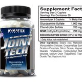 Dymatize - Joint Tech 60caps
