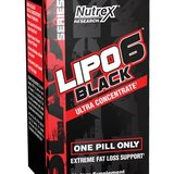 Nutrex-Lipo 6 Black,Ultra concentrated,  60caps.