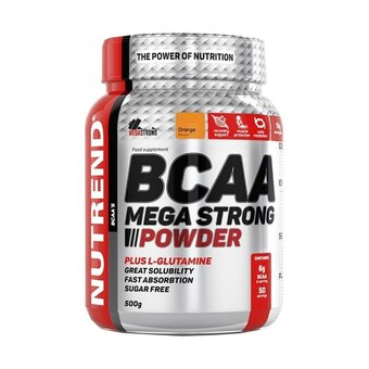 Nutrend-BCAA Mega strong, 500g_main_image