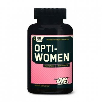 Optimum Nutrition-Opti-woman, 60caps._main_image