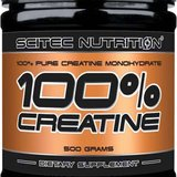 Scitec Nutrition- 100% Creatine, 500g