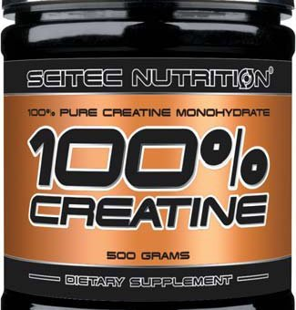 Scitec Nutrition- 100% Creatine, 500g_main_image