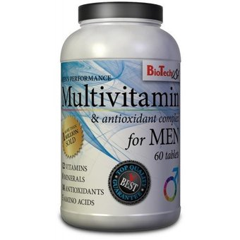 Biotech-Multivitamin, 60 tabletes_main_image