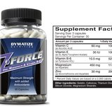 Dymatize- Z force, 90capsulas